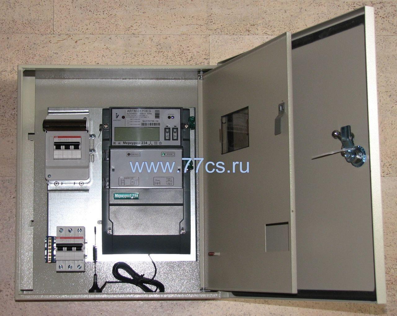 подключение электросчетчика 380 схема